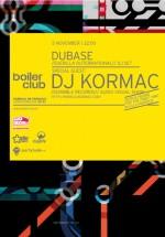 DJ Kormac la Boiler Club din Cluj-Napoca
