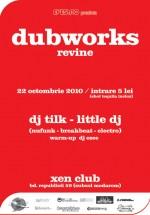 DubWorks Revine în Club Xen din Braşov