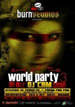 End of the World Party 3 la Atelierul de Producţie din Bucureşti