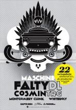 Falty DL, Cosmin TRG, Montgomery Clunk & Whiteroly la Atelierul de Producţie din Bucureşti