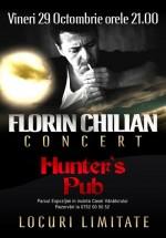 Concert Florin Chilian la Hunter's Pub din Iaşi