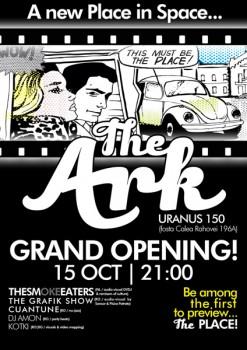 Grand Opening The Ark din Bucureşti