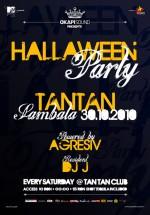 Hallaween Party în Club Tan Tan din Bucureşti