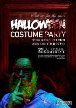 Halloween Costume Party la Club Brain din Iaşi