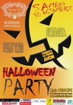 Halloween Party în Club Principe din Bacău