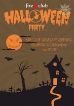 Halloween Party în Fire Club din Bucureşti