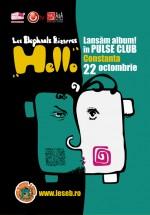 Lansare album Les Elephants Bizarres în Club Pulse din Constanţa