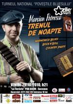 Concert Marcian Petrescu & Trenul de Noapte în Pub La Fierarie din Suceava