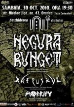 Concert Negura Bunget la Club Vault din Oradea