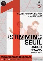 NighTLonGEvents 1 Year Anniversary în Club No Name din Timişoara