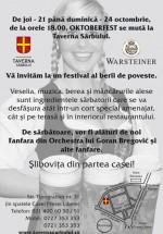 OktoberFest la Taverna Sârbului din Bucureşti