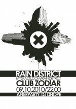 Concert Rain District în Club Zodiar din Galaţi
