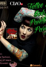 Tattoo & Body Painting Party la Open Pub din Bucureşti