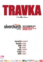 Lansare single Travka în The Silver Church din Bucureşti
