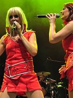 POZE: ABBA Generation la Bucureşti