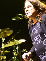 VIDEO: Filmări Ozzy Osbourne la Bucureşti