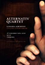 Lansare album Alternativ Quartet la Setup Venue din Timişoara