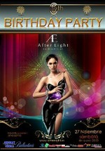 Birthday Party la After Eight din Cluj-Napoca