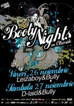Booty Nights în Club Other Side din Bucureşti