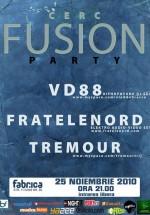 CERC Fusion Party în Club Fabrica din Bucureşti