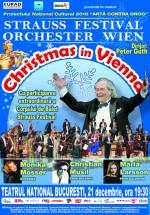 Christmas in Vienna la Teatrul Naţional Bucureşti
