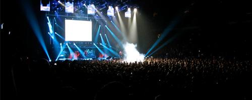 Concertele lunii noiembrie 2010