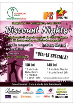 Discount Party la Daimon Club din Bucureşti