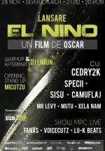 Lansare album El Nino la The Silver Church din Bucureşti