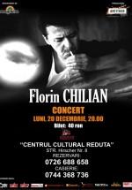 Concert Florin Chilian la Centrul Cultural Reduta din Braşov