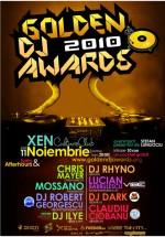 Golden DJ Awards 2010 în Club Xen din Braşov