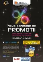 Concert Holograf şi Smiley la Iulius Mall din Cluj-Napoca