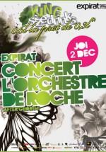 Concert L'Orchestre de Roche la Club Expirat din Bucureşti