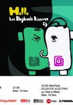 Concert Les Elephants Bizarres la Club Tago Mago din Bucureşti