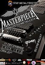 Concert Masterpiece la Cage Club din Bucureşti