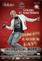 Concert Morris la Princess Club din Bucureşti