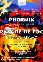 Concert Phoenix la Sala Polivalenta din Piatra Neamţ