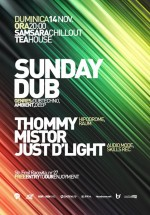 Sunday Dub la Samsara Chillout Tea House din Cluj-Napoca