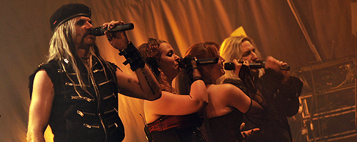 RECENZIE: Therion – alchimia unui concert remarcabil