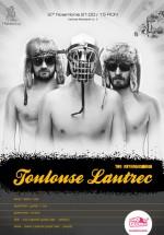 Concert Toulouse Lautrec la Clubul Ţăranului din Bucureşti