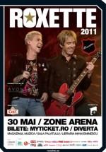 Concert Roxette la Bucureşti