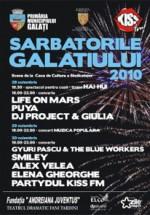 Sărbătorile Galaţiului – Zilele oraşului Galaţi 2010
