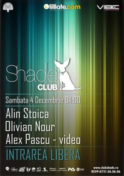 Alin Stoica & Olivian Nour la Club Shade din Bucureşti