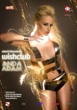 Concerte Anda Adam la Club Wish din Constanţa