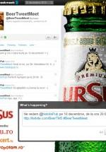 BeerTweetMeet 5 la Nobilis Pub din Bucureşti