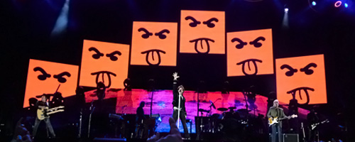 Concertele anului 2011 în România