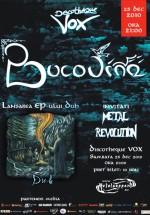 Concert Bucovina & Metal Revolution la Discotheque Vox din Suceava