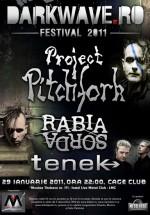 Darkwave.ro Festival 2011 la Cage Club din Bucureşti