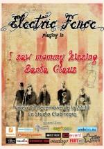 Concert Electric Fence în Le Studio Club din Bucureşti