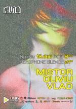 Headphone Silence 21st la Club Raum din Cluj-Napoca