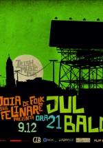 Concert Jul Baldovin la Irish & Music Pub din Cluj-Napoca